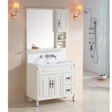 湖南优质竹炭浴室柜厂家 浴室柜 放心选择图片