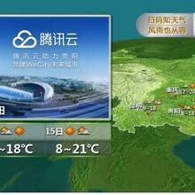 央视综合频道天气预报广告如何做 价格优惠中图片