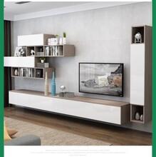 烟台环保竹炭电视机柜定制 电视机柜 优惠价格图片