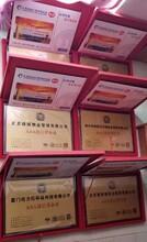 中国行业500强企业信用形象资质图片