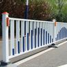 市政道路护栏城市街道隔离护栏机动车导向划分街道阻车