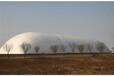 陜西西安山西太原污水池封閉-甘肅污水固廢垃圾處理膜結構封閉大棚制造專家