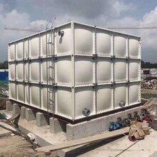 玻璃钢消防水箱厂家定制直销天津玻璃钢中水水箱玻璃钢水箱堵漏