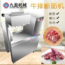 廠家供應嫩肉機帶骨斷筋機西餐牛排嫩化機圖片