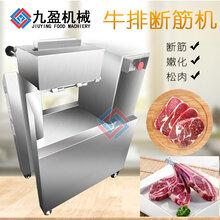 厂家供应嫩肉机带骨断筋机西餐牛排嫩化机图片