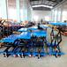厂家直销液压提升机升高126米脚踏升降手推车手动运输搬运设备