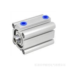 CQ2B12-10小型薄型气缸内外螺纹
