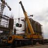 兰州吊车租赁价格-兰州吊装租赁找利森大型设备吊装公司