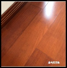 广东铁苏木实木地板森鸟木地板地热纯实木地板代理商图片
