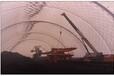內蒙包頭新疆烏魯木齊氣膜煤棚-甘肅氣膜結構煤棚造價