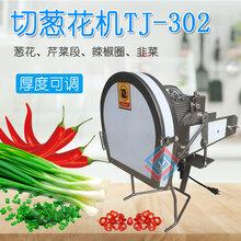 小型切葱机切韭菜机小型不锈钢切片机图片