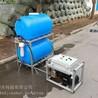 圣大节水厂家直销全自动智能雾化喷雾打药机一体机