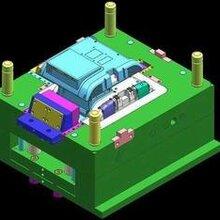 宁波中级塑料模具设计培训基地 模具培训 做法简单