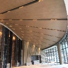 热门美丽复合板厂商 美丽木纹金属复合板图片