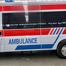 潜江私人120救护车出租在线预约图片