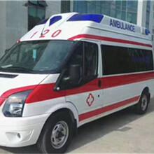 锡林郭勒长途救护车出租公司出租图片