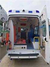 大连救护车出租行业领先图片