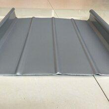 楚雄扇形弯弧铝镁锰板YX65-430型 全国均可发货图片