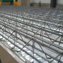 深圳0.7-1.2mm钢筋桁架楼承板TD4-130 型号规格图片
