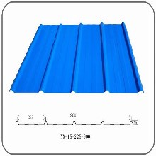 廊坊彩钢板暗扣板YX-75-380-760 波纹板 厂家直销图片