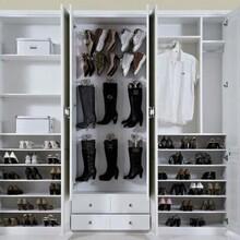 南宁优质竹炭鞋柜定制 入户鞋柜 支持定制 周期可控图片