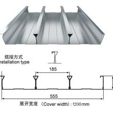 楼承板压型钢板价格 闭口楼承板 特价批发图片