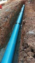 潮州PE三層壁復合增強管供應商 可加工定制