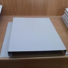 阳江铝镁锰板钛锌板侧嵌板250型 搭叠板 专业快速图片