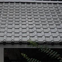 铁岭彩钢琉璃瓦YX70-171-855型 仿古琉璃瓦 板型齐全图片