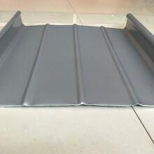韶关氟碳深灰色铝镁锰板YX65-430型 型号全价格优图片
