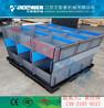 沈阳塑料包装箱设备 pp中空格子包装箱设备 可加工定制