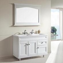 娄底环保竹炭浴室柜厂家直销 浴室柜 放心选择图片