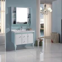 长沙销售竹炭浴室柜厂家直销 浴室柜 质量优良图片