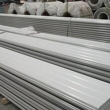 秦皇岛氟碳深灰色铝镁锰板YX65-500型 氟碳漆图片