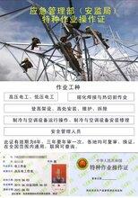 湖北正规电工证正规有效 安监局电工 业界口碑良好图片