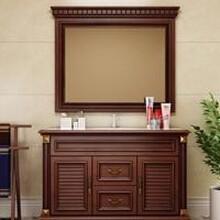永州销售竹炭浴室柜厂家直销 浴室柜 质量优良图片