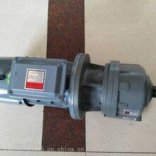 玻璃机械切割设备用万鑫齿轮减速机匹配刹车电机GHM28-1/10YEJ8024-075KW图片