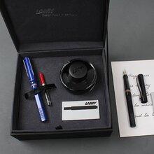 LM德國鋼筆恒星正方形大禮盒企業定制商務送禮高端鋼筆套裝練字圖片