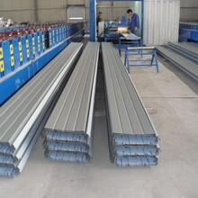 汕头氟碳深灰色铝镁锰板YX65-400型 可加工定制图片