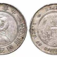 古钱币私下交易 双旗币 欢迎来电咨询图片