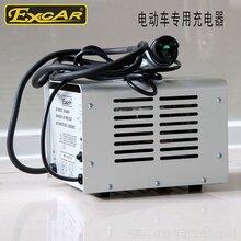 廠家直銷卓越品牌電動車充電器48V電瓶電動車配件批發組裝套裝ZN48V17A-E圖片