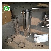 定製保安過濾器泉通304保安過濾器50芯40寸精密過濾器
