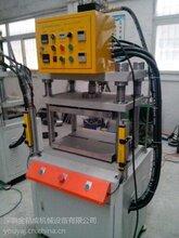 软性线路板热压贴合机导电胶贴合热压机深圳厂家图片