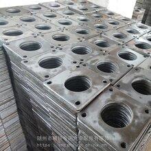 焊接铁法兰片方形铁法兰盘球阀专用法兰片图片