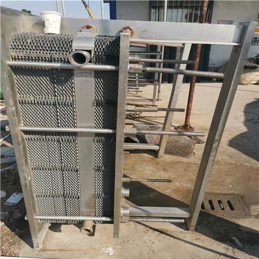 回收二手采暖換熱器工作原理