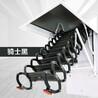 濮阳阁楼伸缩楼梯规格 折叠伸缩楼梯 优质加强材质