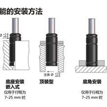 唐山國產氮氣彈簧廠家 具有經久耐用優點圖片