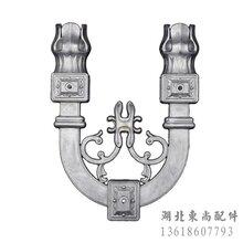 漳州锌钢楼梯护栏装饰铝花 欢迎来电垂询图片