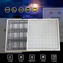 批发防爆格栅灯600x600led厨房防爆灯暗装方形平板灯图片