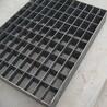 镀锌钢格栅盖板厂家小区工地排水沟盖板定制水沟盖板